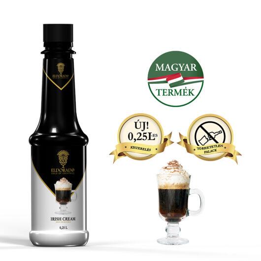Eldorado Irish Cream szirup 0.25 liter