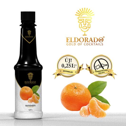 Eldorado Mandarin szirup 0.25 liter
