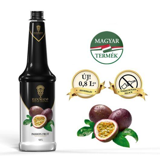 Eldorado Maracuja/Passion Fruit szirup 0.8 liter