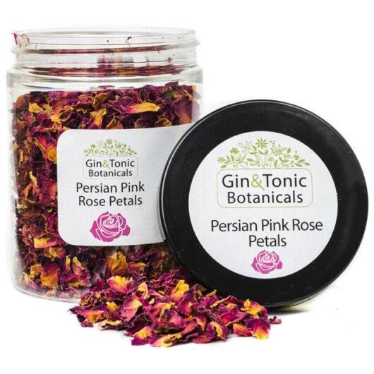 Gin Tonic fűszer közepes tégelyben, perzsa rózsa szirom 18 gr