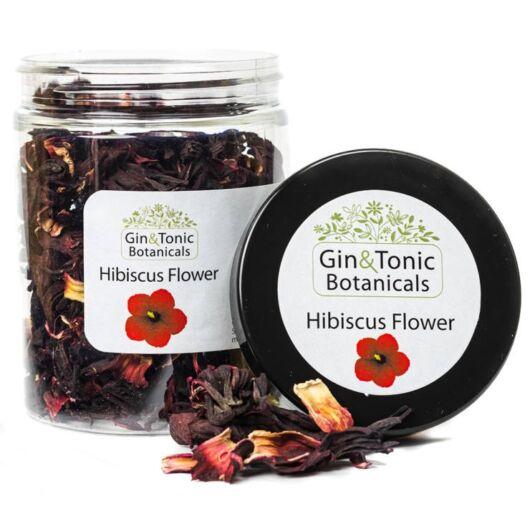 Gin Tonik fűszer közepes tégelyben Hibiszkusz virág 40 gr