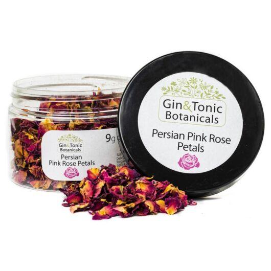 Gin Tonik fűszer kis tégelyben Perzsa Rózsa szirom 9 gr