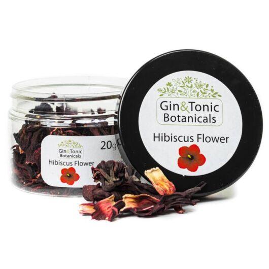 Gin Tonik fűszer kis tégelyben Hibiszkusz virág 20 gr