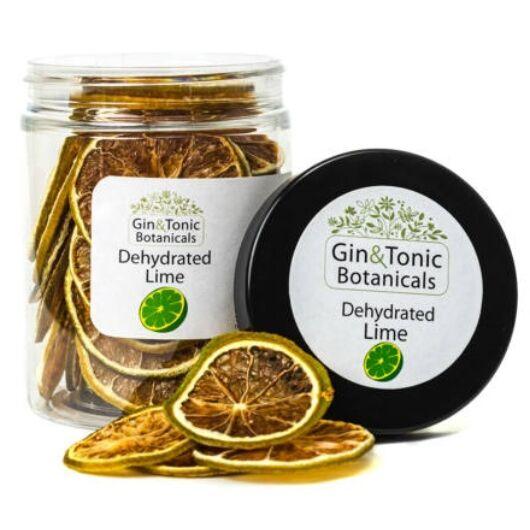 Gin Tonik fűszer közepes tégelyben Szárított Lime karikák 35 gr