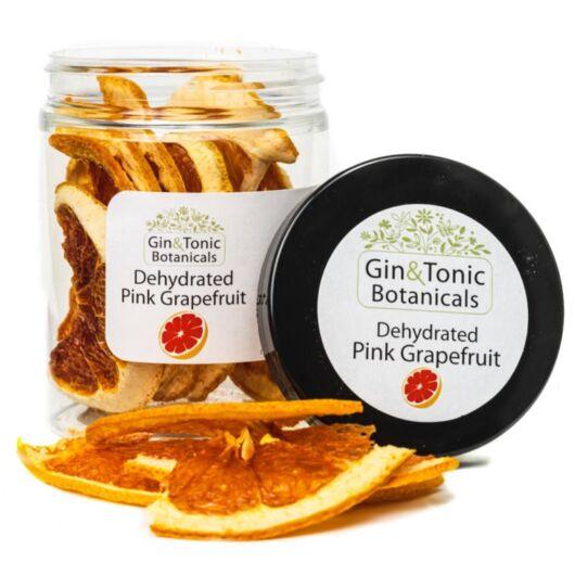 Gin Tonik fűszer közepes tégelyben Szárított Grapefruit karikák 20 gr