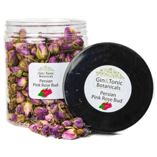 Gin Tonik fűszer közepes tégelyben Pink Perzsa Rózsa Bimbó 40 gr