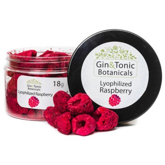 Gin Tonik fűszer kis tégelyben Liofilizált Egész Málna 18 gr