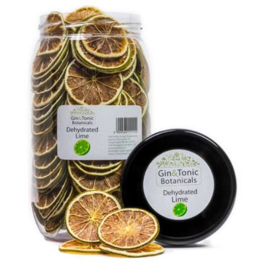 Gin Tonik fűszer nagy Gasztró tégelyben Szárított lime 135 gr