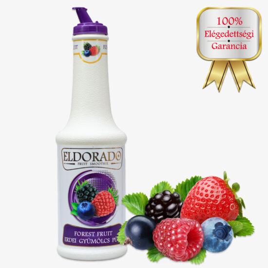 Eldorado Erdei gyümölcsös koktélpüré 1 Liter
