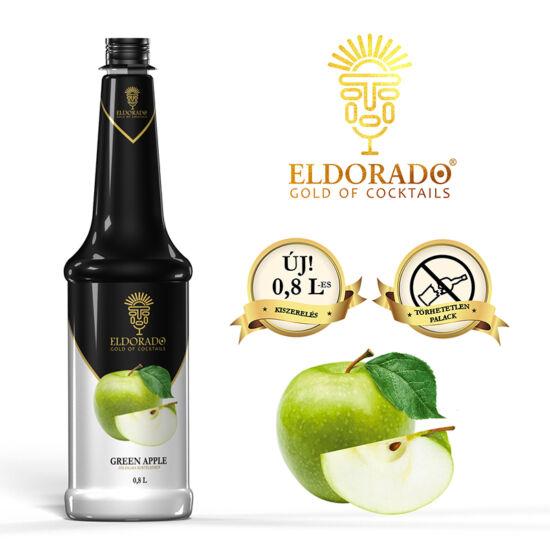 Eldorado Zöldalma szirup 0.8 liter
