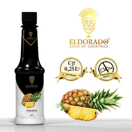 Eldorado Ananász szirup 0.25 liter