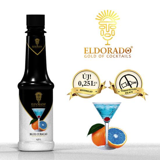 Eldorado Blue Curacao 0.25 liter