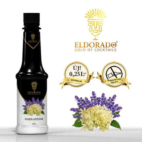 Eldorado Bodza-levendula szirup 0.25 liter