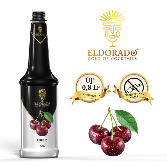 Eldorado Cseresznye szirup 0.8 liter