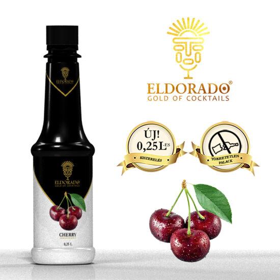 Eldorado Cseresznye szirup 0.25 liter