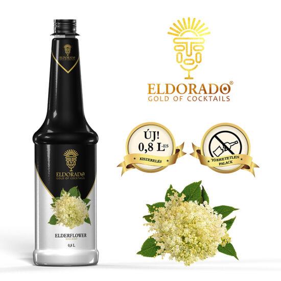 Eldorado Bodza szirup 0.8 liter