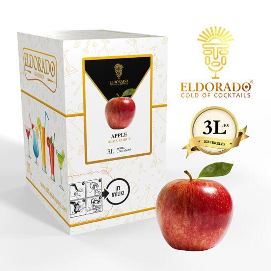 Bag in Box alma szirup 3 liter