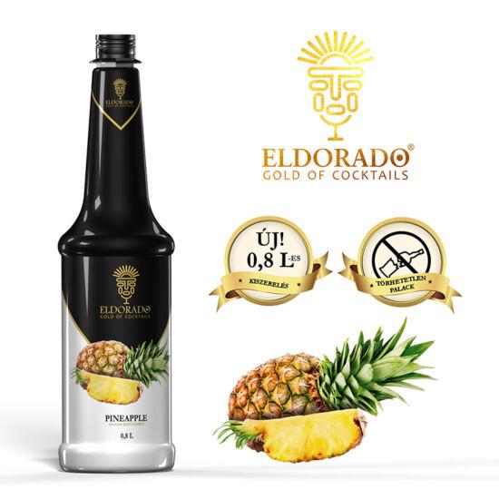 Eldorado Ananász szirup 0.8 liter