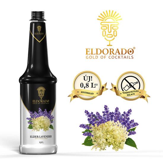 Eldorado Bodza-levendula szirup 0.8 liter