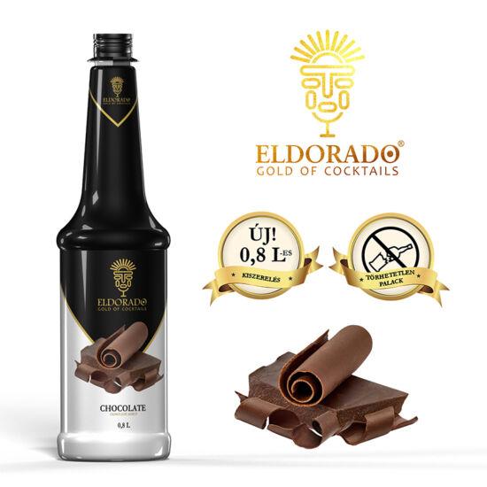 Eldorado Csokoládé szirup 0.8 liter