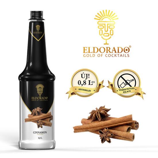 Eldorado Fahéj szirup 0.8 liter