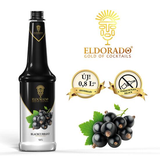 Eldorado Feketeribizli szirup 0.8 liter