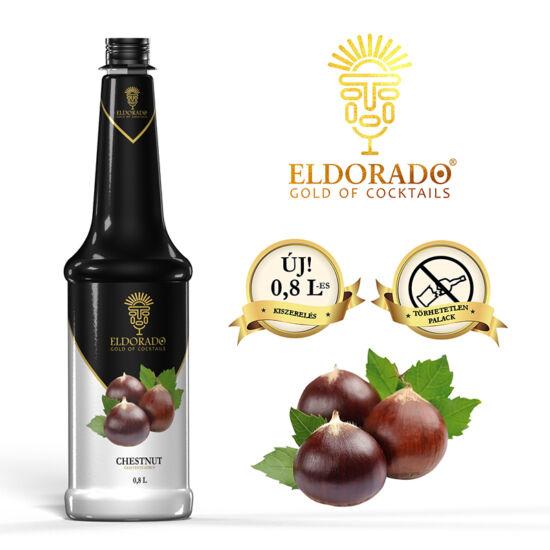Eldorado Gesztenye szirup 0.8 liter