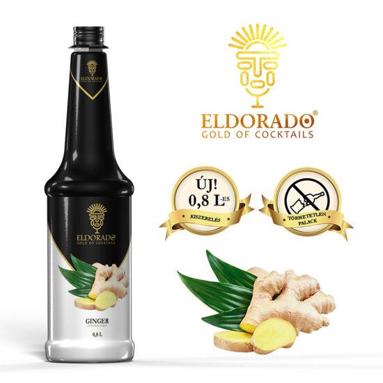 Eldorado Gyömbér szirup 0.8 liter