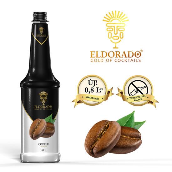 Eldorado Kávé szirup 0.8 liter