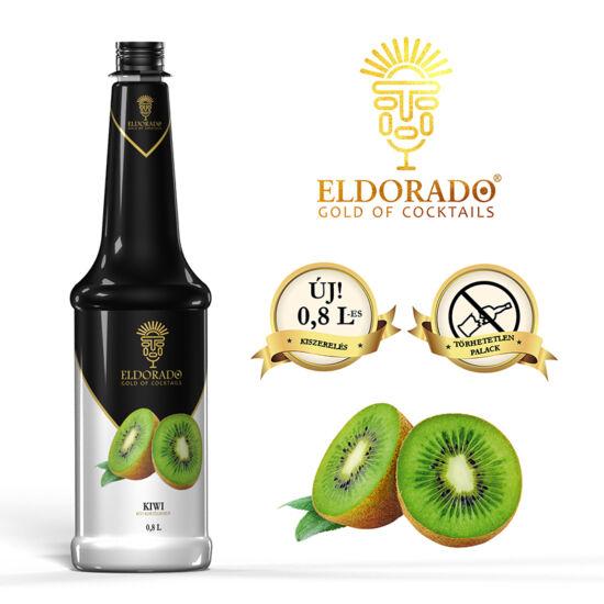 Eldorado Kiwi szirup 0.8 liter