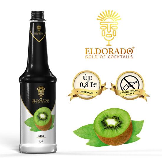 Eldorado Kivi szirup 0.8 liter