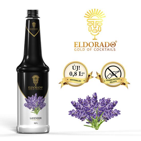 Eldorado Levendula szirup 0.8 liter