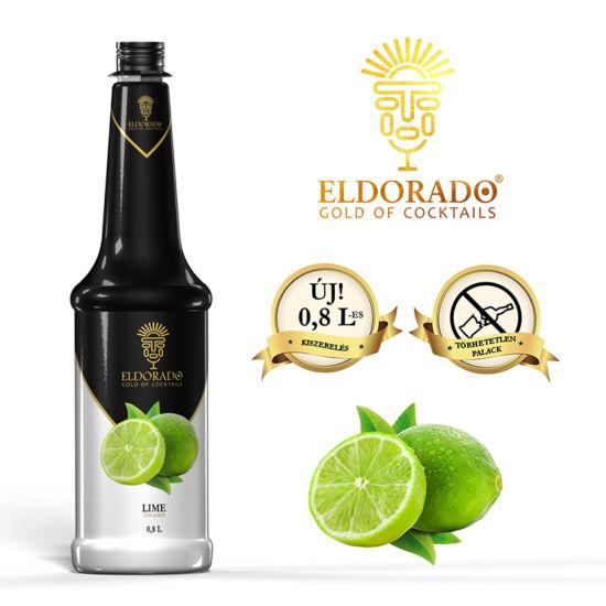 Eldorado Lime szirup 0.8 liter