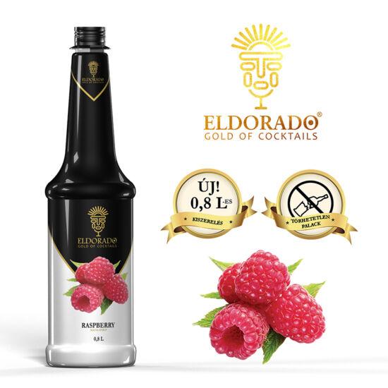 Eldorado Rostos Málna szirup 0.8 liter