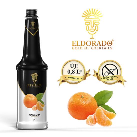 Eldorado Mandarin szirup 0.8 liter