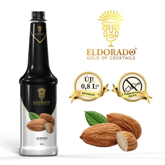 Eldorado Mandula szirup 0.8 liter