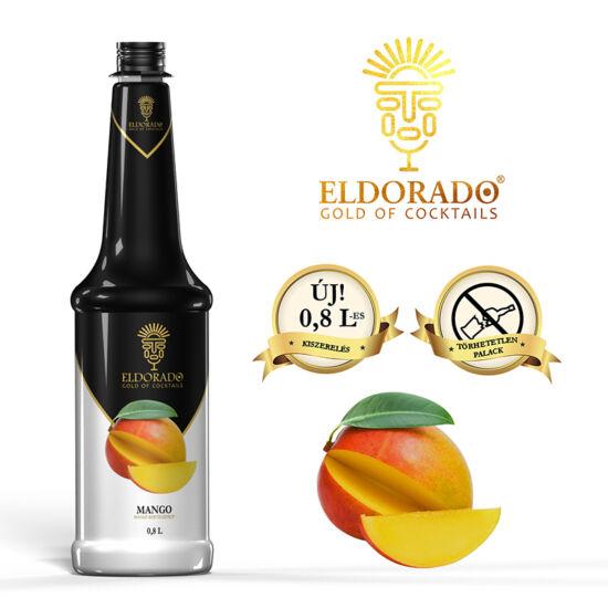Eldorado Mangó szirup 0.8 liter