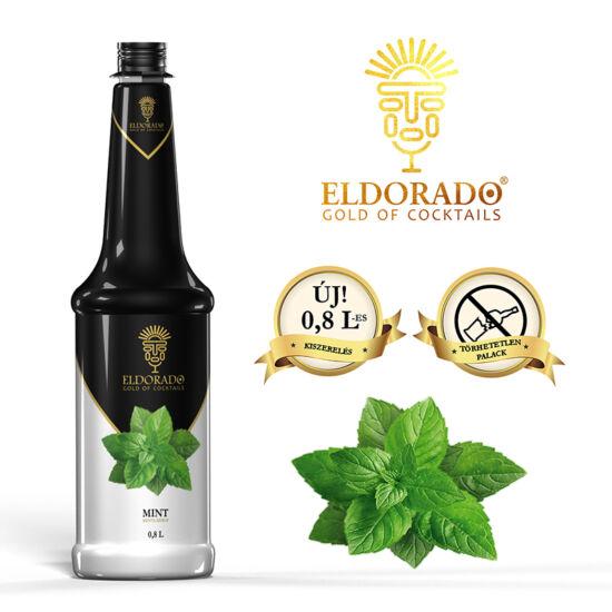 Eldorado Zöldmenta szirup 0.8 liter