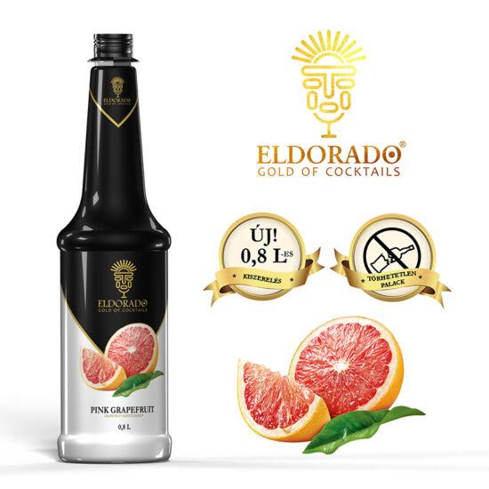 Eldorado Pink Grapefruit szirup 0.8 liter