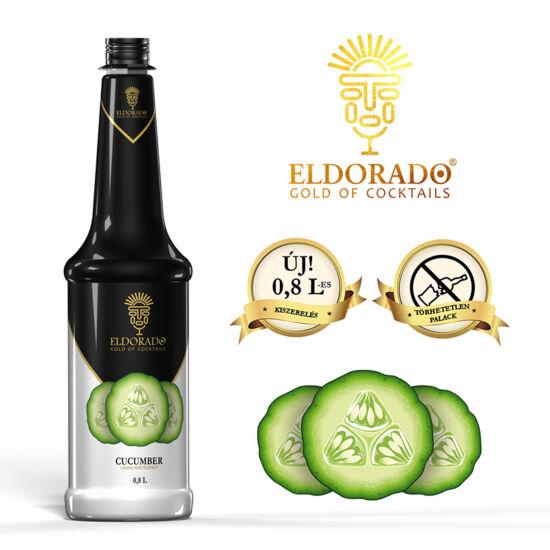 Eldorado Uborka szirup 0.8 liter