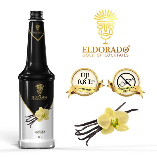 Eldorado Vanília szirup 0.8 liter