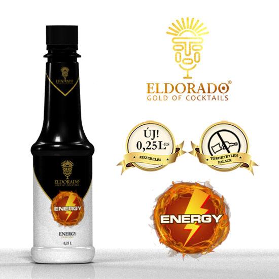 Eldorado Energy szirup 0.25 liter