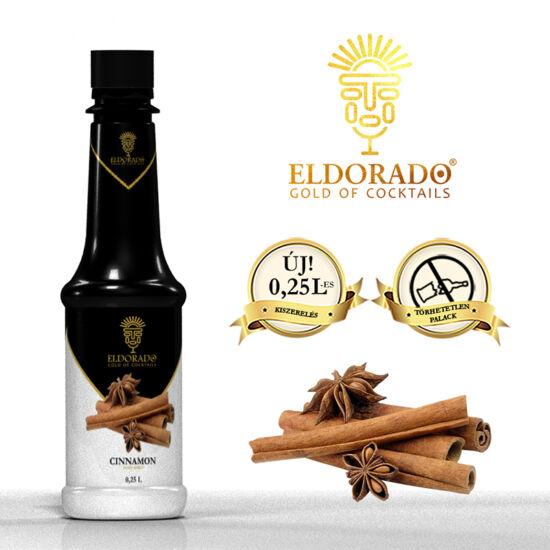 Eldorado Fahéj szirup 0.25 liter