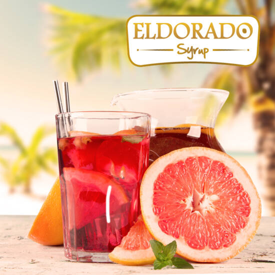 Grapefruitos limonádé recept