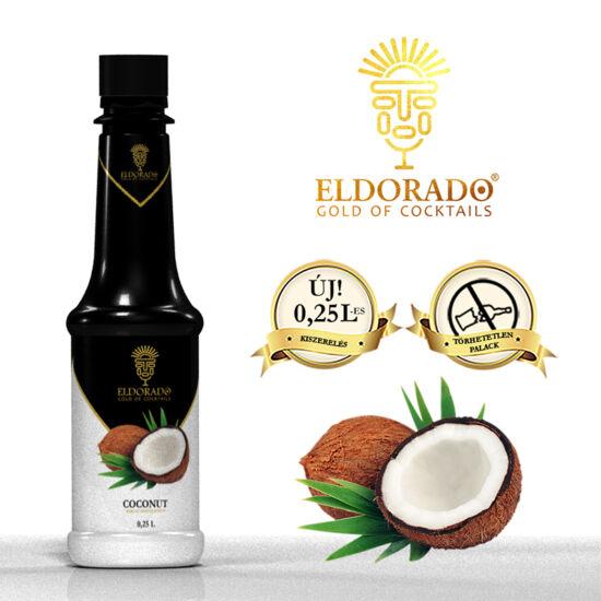 Eldorado Kókusz szirup 0.25 liter