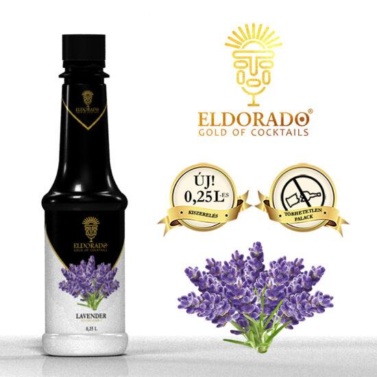 Eldorado Levendula szirup 0.25 liter
