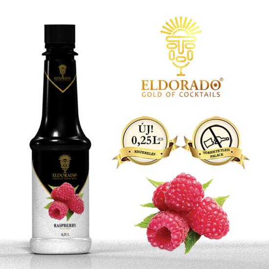 Eldorado Rostos Málna szirup 0.25 liter