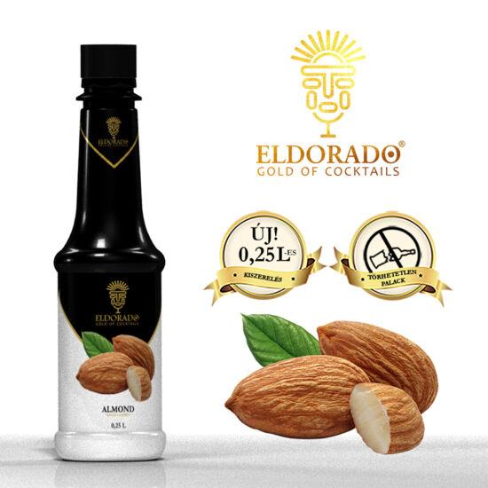 Eldorado Mandula szirup 0.25 liter