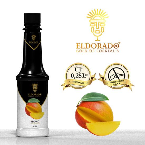 Eldorado Mangó szirup 0.25 liter