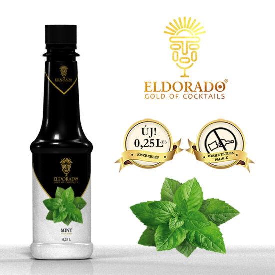 Eldorado Zöldmenta szirup 0.25 liter